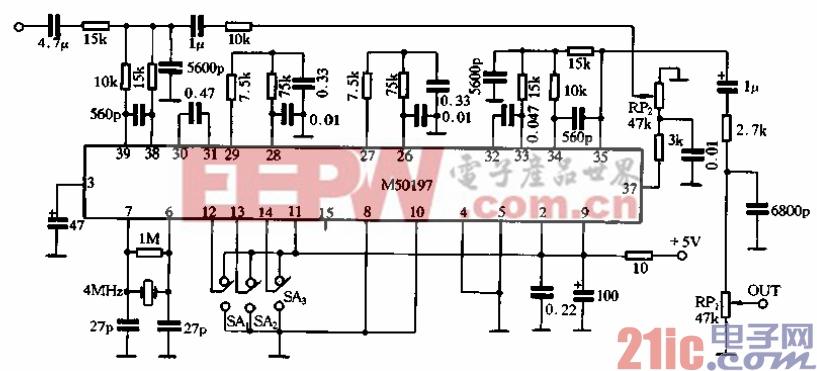 29.M50197的应用电路.gif