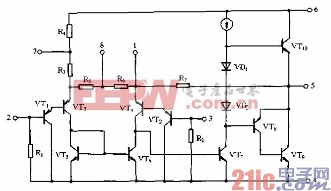 50.LM386内电路原理.gif