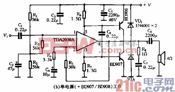 TDA2030A图片