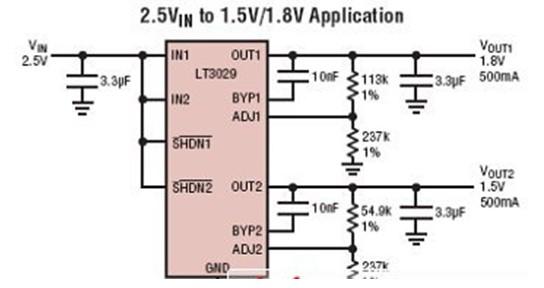 稳压电源 分类