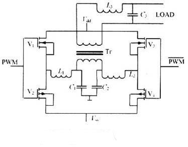 开关式交流稳压电源电路设计图片