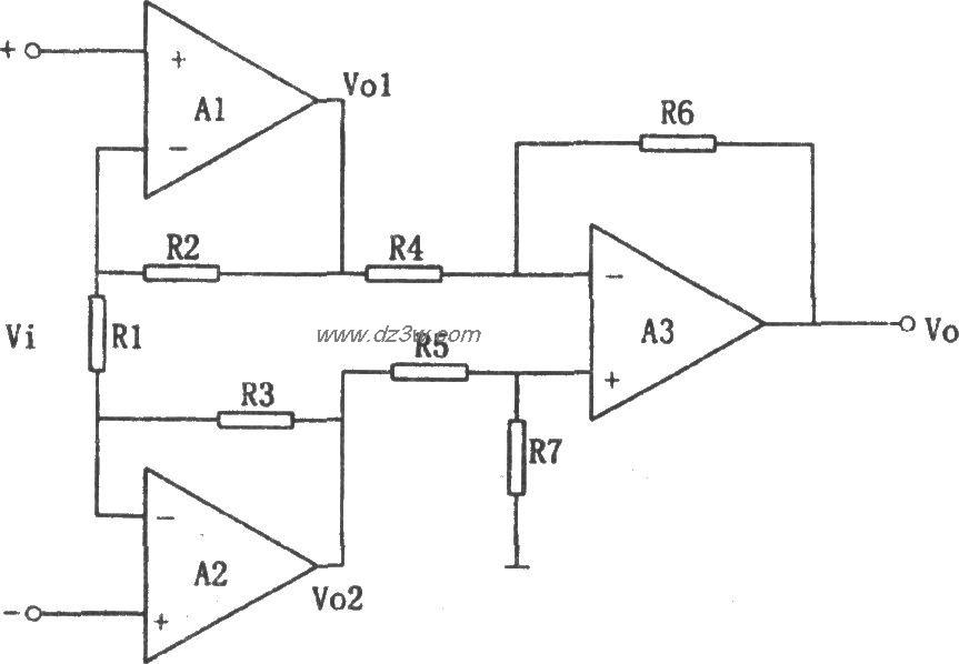 opa37运放接线图