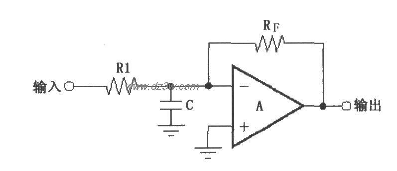 VCA2613具有补偿电容的L