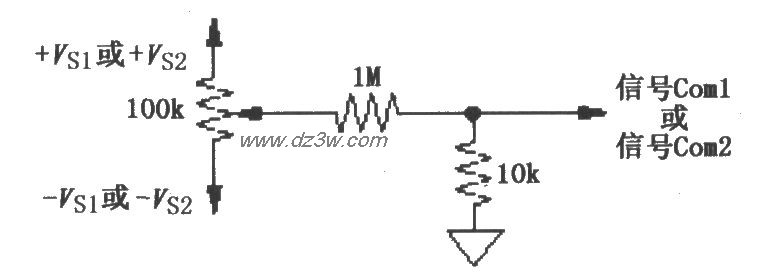 ISO120/121的失调电压调