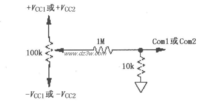ISO103的失调电压调整电