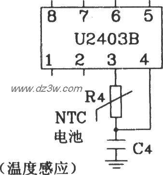 由U2403B恒流充电计时器