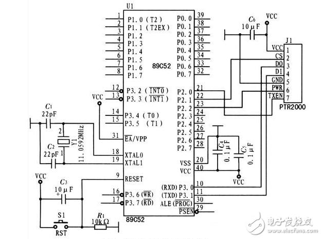 基于单片机实现短距离无线通信电路设计