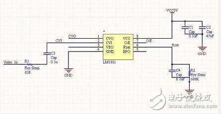 智能路徑識別模塊電路設計