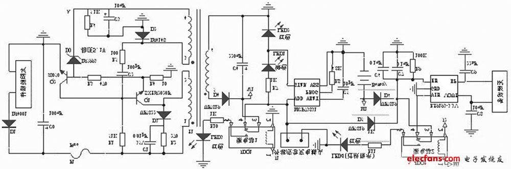 智能型太阳能充电电路