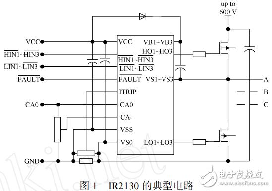 可用于多领域的电机功率驱动电路设计—电路精选(46)