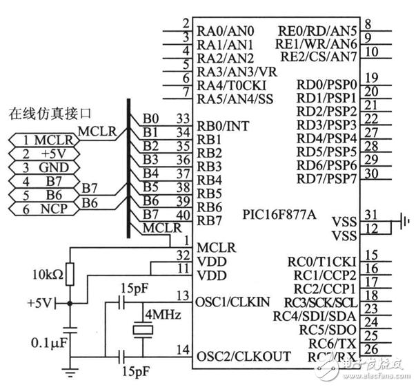 多机无线近距离通信系统电路设计—电路精选(33)