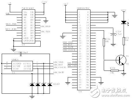 超实用豆浆机电控系统电路设计