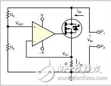 可变阻值的功率电阻电子应用电路详解
