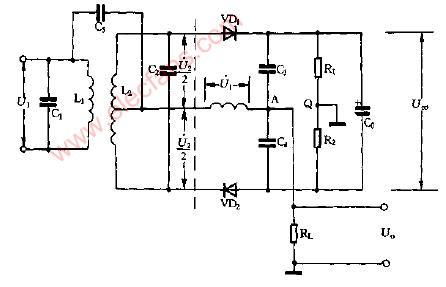 比例鉴频器基本电路图