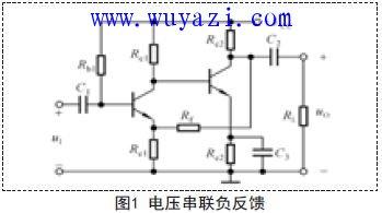 场效应管放大电路的静态分析 -电子入门电路图