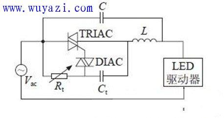 一款采用pwm调光的led驱动电路图