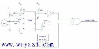 采用D类开关的音频功率放大器电路 -音频,放大器