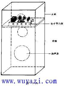 电子管有源音箱电路图