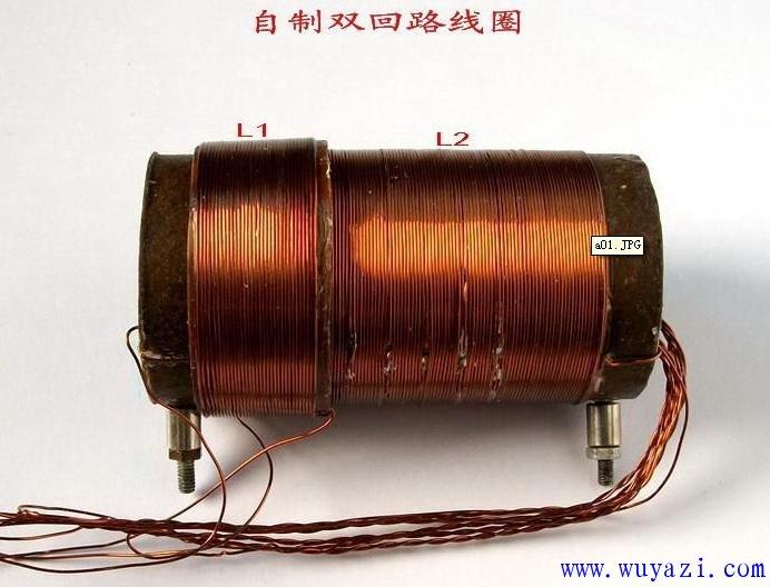 双回路线圈准备装矿机的制作方法