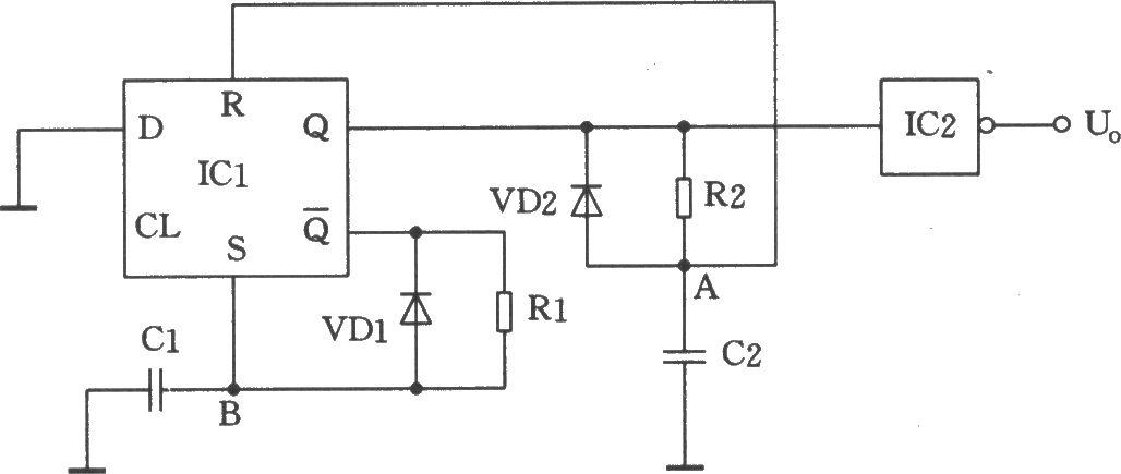 简易占空比可调脉冲发生器\\\\逆变器