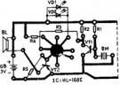 usb无线网卡电路图