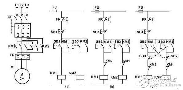 电机分为哪几类?电机选型需要注意什么?电机正反转电路图解析