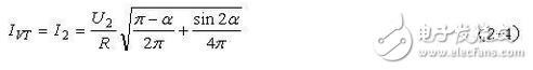 电容在整流电路中有什么作用?半波整流电路是什么?单相半波可控整流电路的工作原理