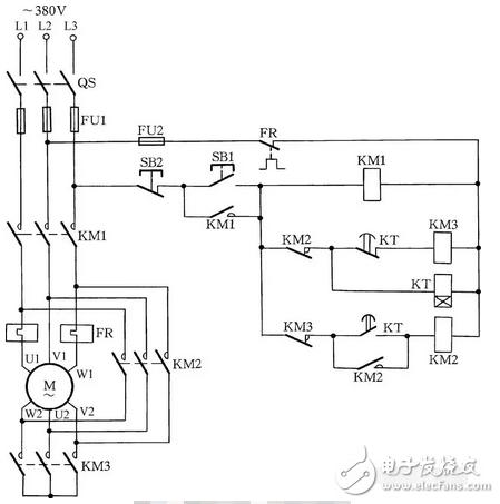 18种电动机降压启动接线方法图片