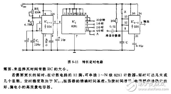 基于555定时器的几个常见电路