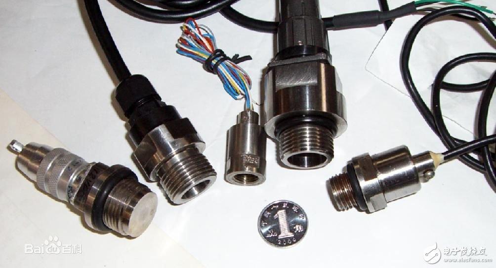 压力传感器无法避免的四个误差