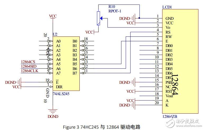 基于msp430的控制电机并测速度系统设计与调试图片