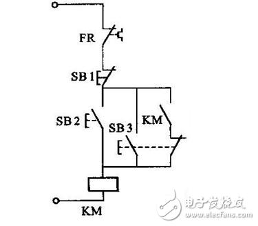 控制电机的几种控制电路原理图图片