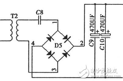 无线充电器原理设计与电路解析 电路精选 23