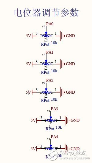 智能硬件电子电路设计图集锦top7 —电路图天天读(158)