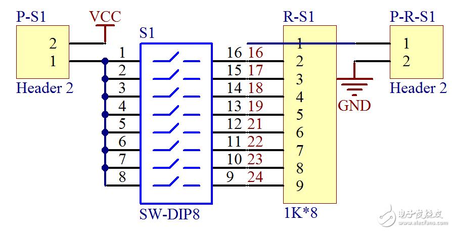 fpga芯片最小系统电路设计攻略 —电路图天天读(103)