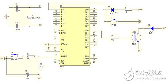 智慧家庭红外遥控电路设计攻略 —电路图天天读(99)