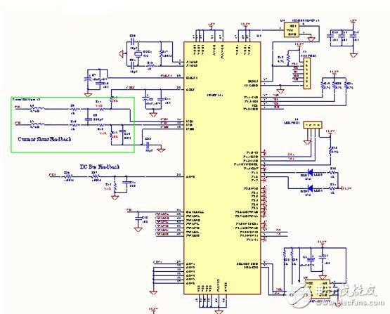 变频智能家电应用电路设计攻略 —电路图天天读(87)