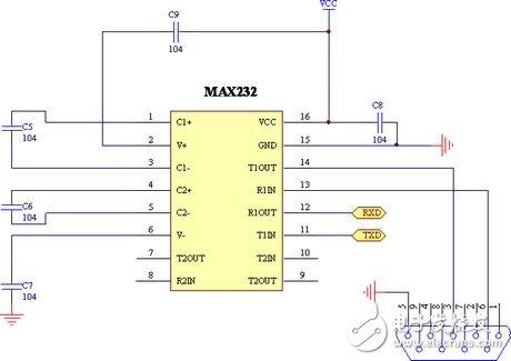 基于GSM的超远程水泵控制系统电路设计