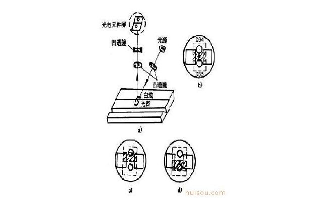 光电传感器电路图-光电传感器接线图