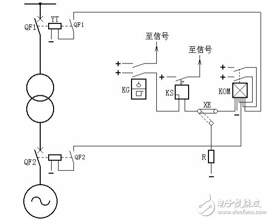 二次回路电路原理图及讲解(五)——电路天天读
