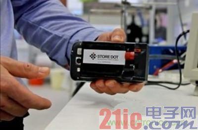 十大突破性电池充电技术让你的手机永不关机