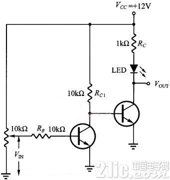 三极管电路图讲解