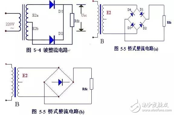 电路识图,基本单元电路