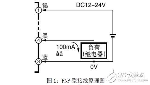 光电开关接线实物图_光电开关接线方法