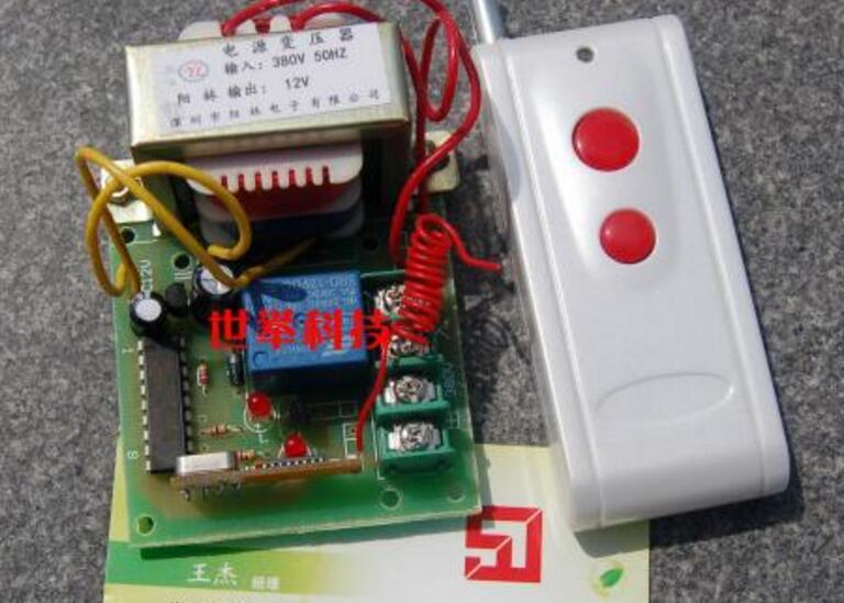 电灯遥控开关怎么接线 电灯遥控开关接线原理图