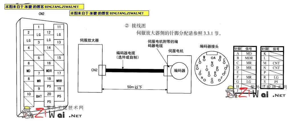 二次起动电机接线图380