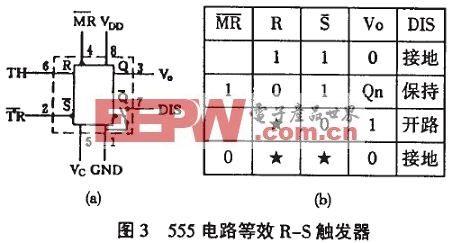 555时基电路的分析和应用