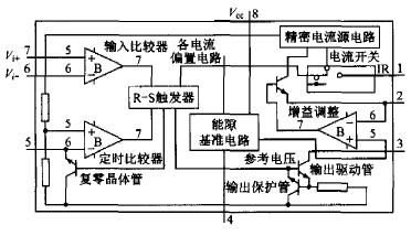 LM331逻辑框图