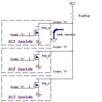开漏电路概念特点和总结分析