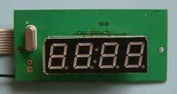 六功能多模式时间控制器-主控板